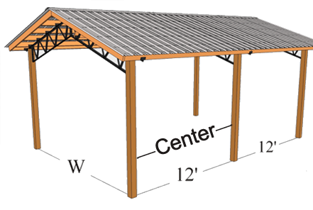 METAL ROOFING, POLE BARNS, STEEL TRUSSES, METAL BUILDINGS
